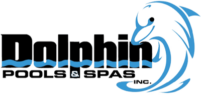 Tulsa spas logo for Dolphin Pools